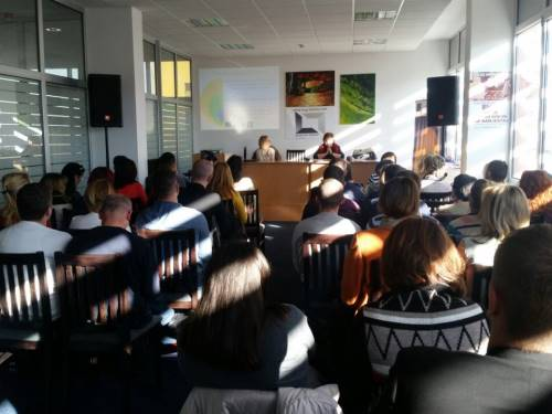 Training on the cases of violence against and among children