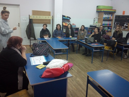Workshops for parents in the MBC schools